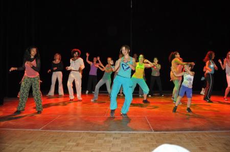 Les groupes le 28 mai 2011
