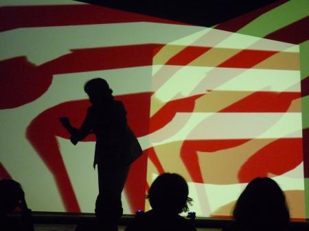 Spectacle des jeunes de l'IEM à Itteville le 1er juin 2010